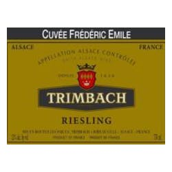 Trimbach 'Cuvee Frederic Emile' Riesling 2011 image