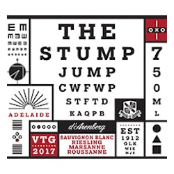 d'Arenberg 'Stump Jump' White 2017 image