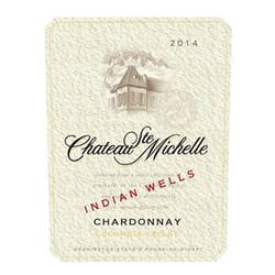 Chateau Ste. Michelle 'Indian Wells' Chardonnay 2017 image