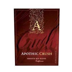 Apothic Wines 'Crush' Red Blend 2017 image