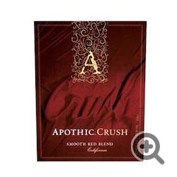 Apothic Wines 'Crush' Red Blend 2017