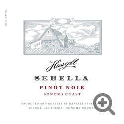Hanzell Vineyards 'Sabella' Pinot Noir 2017