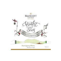 Brancott 'Flight Song' Sauvignon Blanc 2019 image
