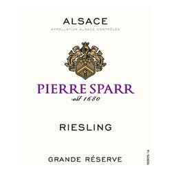 Pierre Sparr Riesling 2018 image