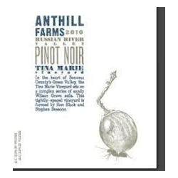 Anthill Farms Anderson Valley Pinot Noir 2017 image