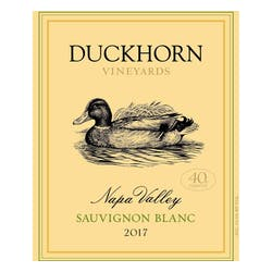 Duckhorn Vineyards Sauvignon Blanc 2018 image