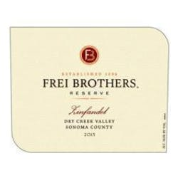 Frei Brothers Reserve Zinfandel 2016 image