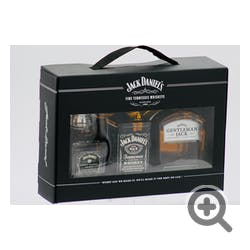 Jack Daniel's Variety Pack Whiskey Gift Set 375ml