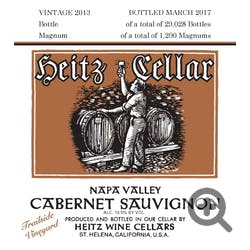 Heitz 'Trailside Vineyard' Cabernet Sauvignon 2013