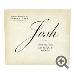 Josh Cellars by Joseph Carr 'Legacy' Red Blend 2018