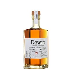 Dewar's Double Double Aged 21year Scotch 375ml image
