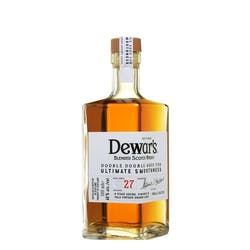 Dewars Double Double Aged 27year Scotch 375ml image