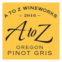 A to Z Pinot Gris 2018 image