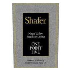 Shafer 'One Point Five' Cabernet Sauvignon 2016 image