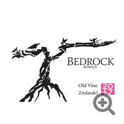 Bedrock Wine Co. 'Old Vines' Zinfandel 2018