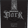 Apothic Wines 'Dark' Red Blend 2017
