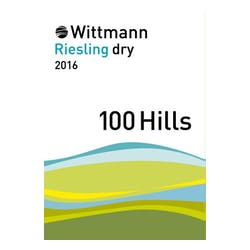 Wittmann 100 Hills Riesling 2018 image