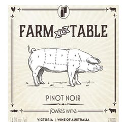 Farm to Table Pinot Noir 2018 image