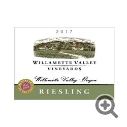 Willamette Valley Vineyards Riesling 2018