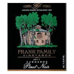 Frank Family Vineyards Pinot Noir 2018 image