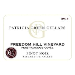 Patricia Green 'Freedom Hill' Pinot Noir 2018 image