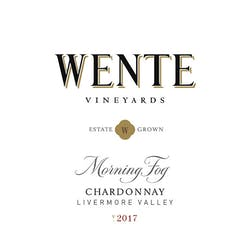 Wente Vineyards 'Morning Fog' Chardonnay 2018 image