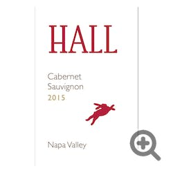 Hall Winery Cabernet Sauvignon 2016