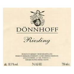 Donnhoff 'Estate' Riesling 2018 image