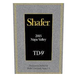 Shafer Vineyards 'TD-9' Red Blend 2017 image