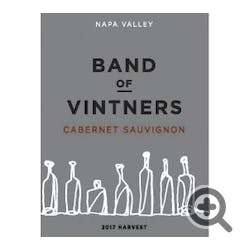 Band of Vintners Cabernet Sauvignon 2017