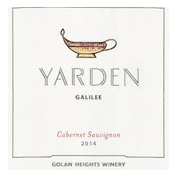 Golan Heights Winery 'Yarden' Cabernet Sauv 2016 image