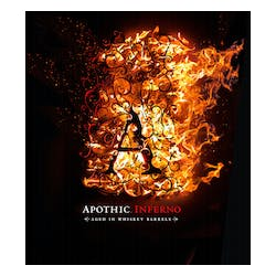Apothic Wines Limited Release 'Inferno' Red Blend 2017 image