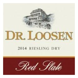 Dr. Loosen 'Red Slate' Dry Riesling 2018 image
