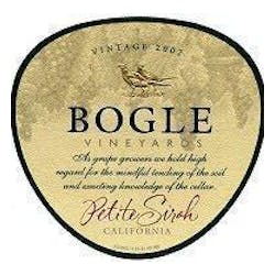 Bogle Vineyards Petite Sirah 2017 image