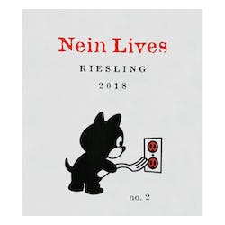 Nein Lives Riesling 2018 image