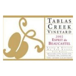 Tablas Creek Vineyards Esprit de Beaucastel Roug 2008 image
