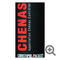Christophe Pacalet Chenas 2018