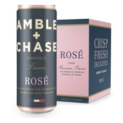 Amble & Chase Rose 2018 4-250ml Cans image