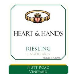 Heart & Hands Wine Company Riesling 'Nutt Road Vyd' 2016 image