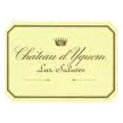 Chat d'Yquem Sauternes 2001 750ml image
