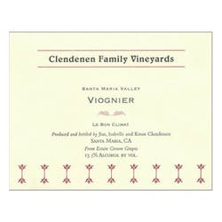 Clendenen Family Vineyards Viognier 2017 image
