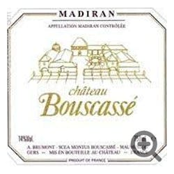 Brumont Chateau Bouscasse Madiran Red 2015