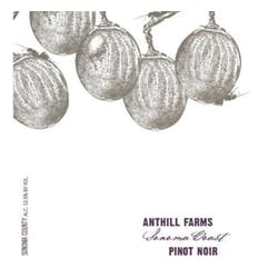 Anthill Farms 'Sonoma Coast' Pinot Noir 2017 image