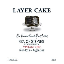 Layer Cake 'Sea of Stones' Red Blend 2018 image