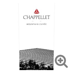 Chappellet Mountain Cuvee 2018