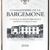 Commanderie de la Bargemone Rose 2019