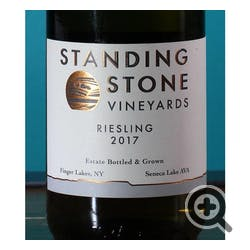 Standing Stone Riesling 2019