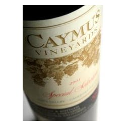 Caymus Vineyards Special Selection Cabernet Sauv 2004 image