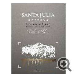 Santa Julia Mountain Red 2018