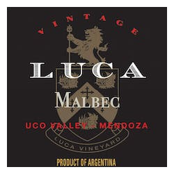 Luca 'Uco Valley' Malbec 2017 image